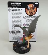 Heroclix Batman Animado Serie 074 'Hawkman' (Chase) Coleccionable En Miniatura