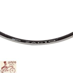 "WEINMANN ZAC19  36H---27.5""  BLACK BICYCLE RIM---584 x 19"
