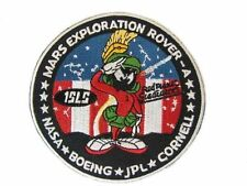 Mars Exploration Rover NASA Boeing JPL Cornell Space Marvin The Martian Patch