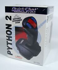 QUICKSHOT Python 2 Joystick NEU QS-130N für NES Nintendo Entertainment System