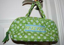 Vera Bradley Teeny Mini Doll Apple Green Butterfly Handbag Purse - NEW! Retired!
