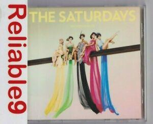 The Saturdays- Self titled  CD Original edition 12tracks-2007 Polydor-Made in EU