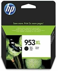 HP 953XL High Yield Inkjet Cartridge - Black (L0S70AE) EXP Jan 2023
