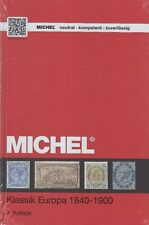 Michel CATALOGO classica Europa 1840-1900, 2. EDIZIONE