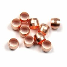 6mm Compression Olives Copper For 6mm Copper Plumbing Pipe (Pack of 10)