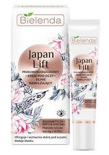 BIELENDA Japan Lift ANTI-WRINKLE MOSITURIZING EYE CREAM 15 ml