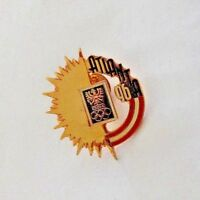 Atlanta Olympic Games 1996 Pin Pinback  Georgia United States