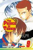 Prince of Tennis, Vol. 9 ' Konomi,  Manga in English new paperback