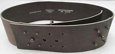 - AUTHENTIQUE  ceinture COMPTOIR DES COTONNIERS  cuir en parfait état  vintage