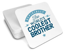 Brother Gift Birthday Coaster For Him Christmas Xmas Personalised Present Idea