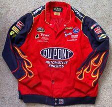 Men's Chase Authentics Gordon Dupont NASCAR Racing Jacket Sz XXL
