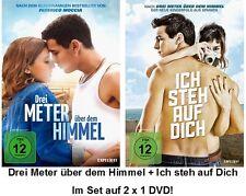 Drei Meter über dem Himmel +  Ich steh auf Dich, DVD im Set NEU + OVP!