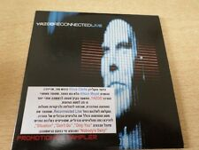 YAZOO RECONNECTED LIVE SAMPLER   ISRAELI  PROMO CD  CARD  BOX