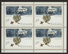 Canada 1283a-6b MNH Majestic Forests, Trees