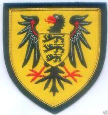 Medieval German Royal Family Dynasty Hohenstaufen Kingdom Heraldry Shield Patch