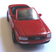 VINTAGE SIKU 0841 AUDI CABRIOLET DIE CAST TOY CAR