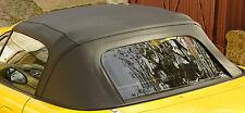 MAZDA MX-5 copertura in vinile Tetto Tetto pieghevole PVC Lunotto due parti nero