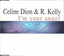 CELINE DION & R. KELLY I'm Your Angel RARE RADIO EDIT 3 TRK UK CD Single SEALED
