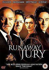 Runaway Jury [DVD] [2004], Very Good DVD, John Grisham, Gene Hackman, Dustin Hof