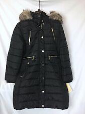 Micheal Kors long black coat jacket NWT size Medium