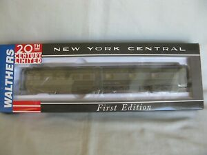 NYC New York Central 20th Century Limited Buffet-Observation Car by Walthers