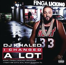 I Changed a Lot [PA] * by DJ Khaled (CD, Oct-2015, We the Best) NEW