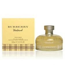 Authentic Burberry Weekend Perfume 3.3 oz 100 ml Large Size New In Box