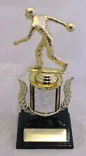 Tenpin Bowling Male Figurine 180mm Trophy Engraved FREE