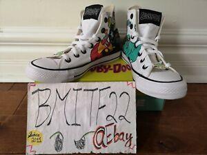 Converse Chuck Taylor All-Star Hi Scooby-Doo 169076C Shoes Men 5 Women 7 *NEW*