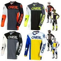 ONeal Mayhem Lite Split Motocross Jersey Trikot MX Mountainbike Shirt MTB DH FR