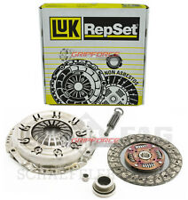 LUK CLUTCH KIT REPSET 83-88 FORD MUSTANG SVO CAPRI THUNDERBIRD COUGAR TURBO