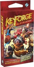 MW| KEYFORGE CALL OF THE ARCHONS   CARD GAME IN STOCK | FANTASY FLIGHT GAMES