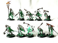 A29 WARHAMMER AOS NIGHTHAUNT ARMY - PAINTED CHAINRASP HORDES PLASTIC MODELS