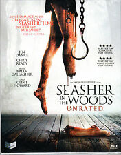 Slasher in the Woods - Down the Road , 100% uncut , new and sealed