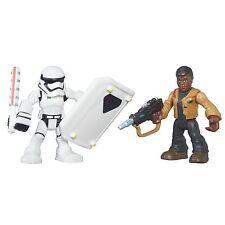 Star Wars Galaxy Heroes Finn (Jakku) & First Order Stormtrooper Figures