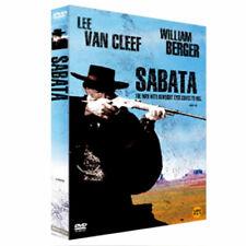 Sabata (1956) New Sealed DVD - Gianfranco Parolini, Lee Van Cleef