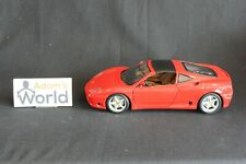 "Bburago Ferrari 360 Modena ""Targa"" 1:18 red (PJBB)"