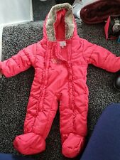 Baby girls pram suit 3/6 month