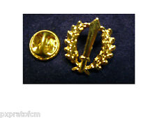 Pins Distintivo Militare Gladio Dorato
