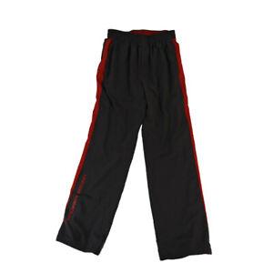 Under Armour track pants sweatpants men's Large Brown