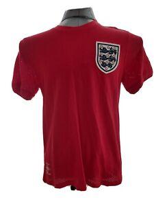 England away retro remake shirt 1966 to 1970 by Umbro size Medium.