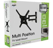AVF Standard Multi Position 32-55 Inch TV Wall Bracket 8287643