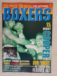 BOXERS MAGAZINE Issue 15 HENRY COOPER