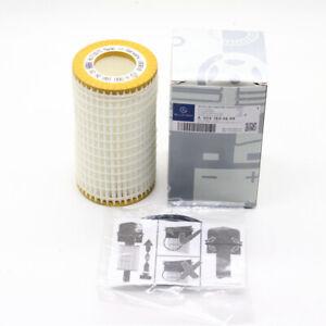 Mercedes-Benz C CL CLK CLS Engine  Oil Filter Kit 0001802609
