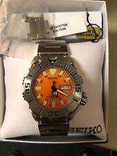 Seiko Orange Monster SKX781 Wrist Watch First Generation