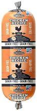 REDBARN NATURALS GrainFree Rolled Dog Food Chicken (3 lbs)