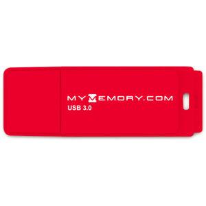 MyMemory 16GB USB 3.0 Flash Drive Memory Stick Pen Thumb 80MB/s - Red New