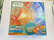 Star Wars World's Most Difficult Jigsaw Puzzle 500PC The Force Awakens