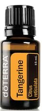 DoTERRA: TANGERINE Essential Oil New Authentic 15 ml Free Shipping