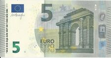 EUROPEAN UNION 5.00 EUROS (REAL CURRENCY FOR YOUR TRAVEL) AND TO SPENT